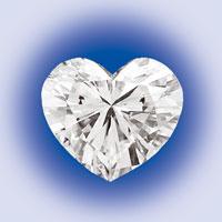 форма огранки сердце