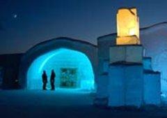 Что из себя представляет Ледяной отель?