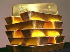 Какого цвета золото?